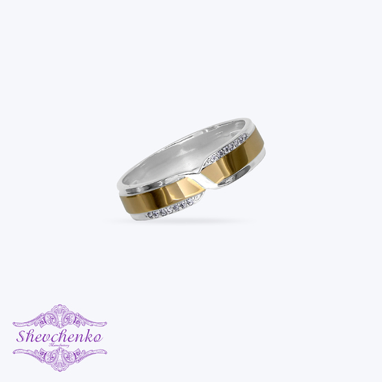 Обручальное кольцо арт 606/з