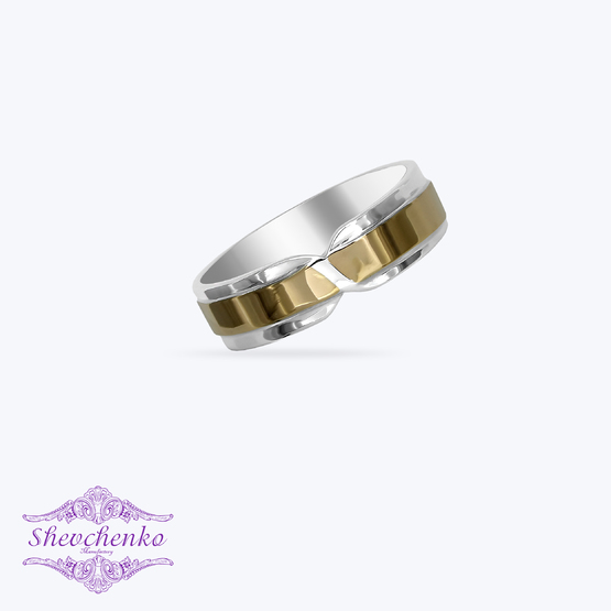 Обручальное кольцо арт 607/з