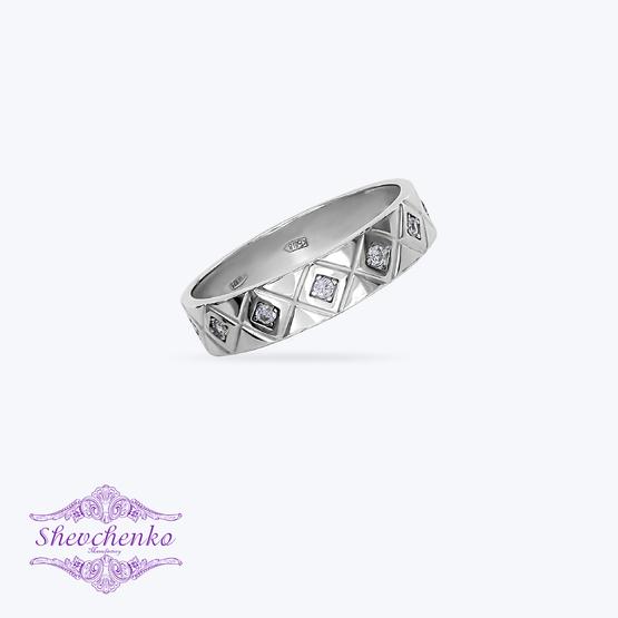 Обручальное кольцо арт 611