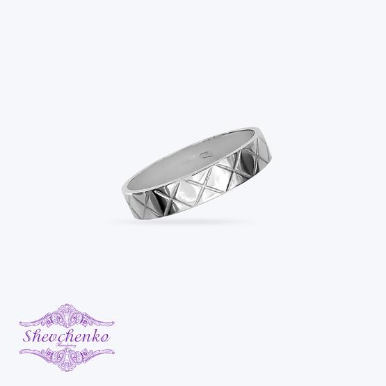 Обручальное кольцо арт 612