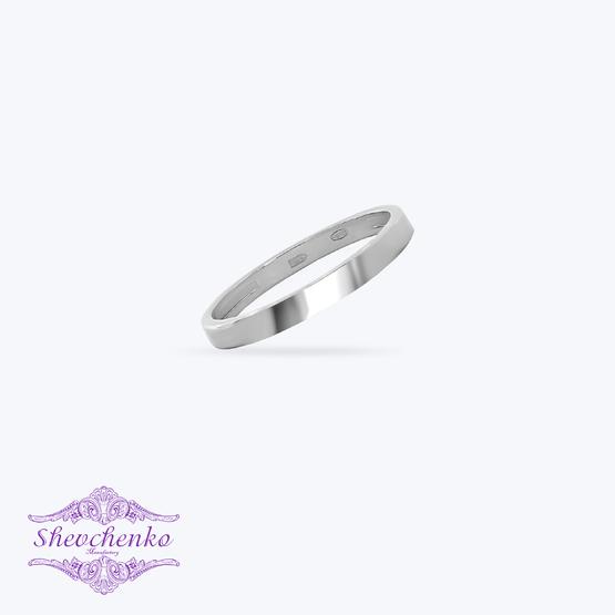 Обручальное кольцо арт 672