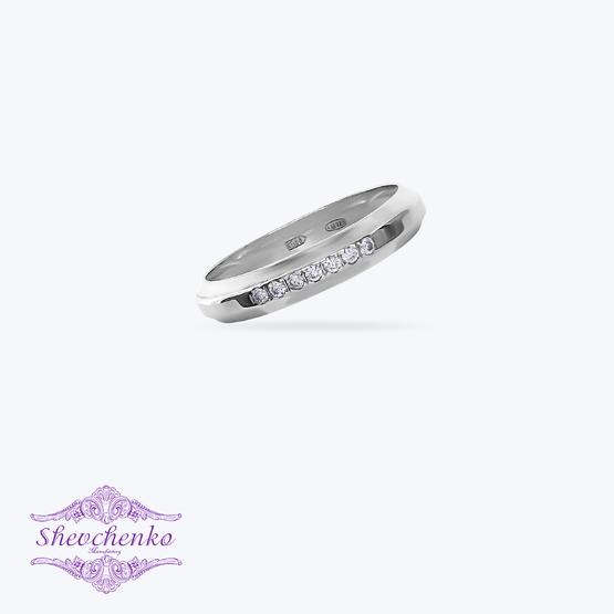 Обручальное кольцо арт 673