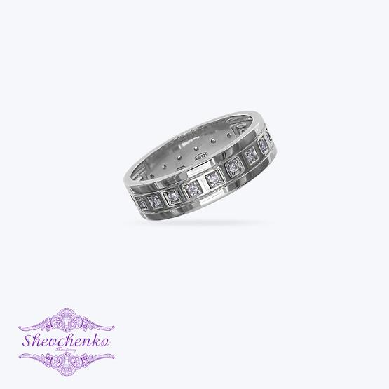 Обручальное кольцо арт 684