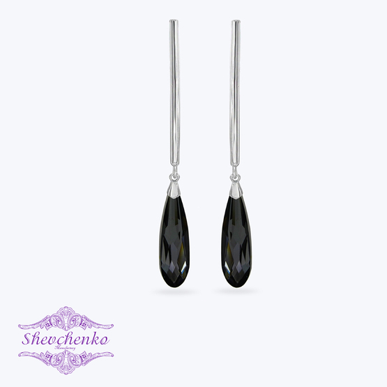 Сережки срібні арт. 825