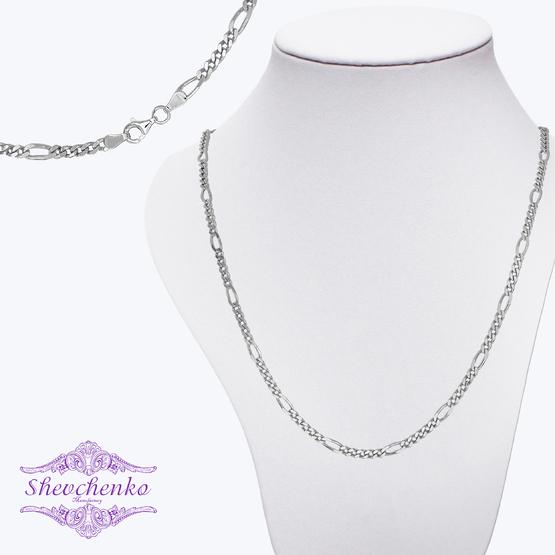 Серебряная цепь Ф5-100
